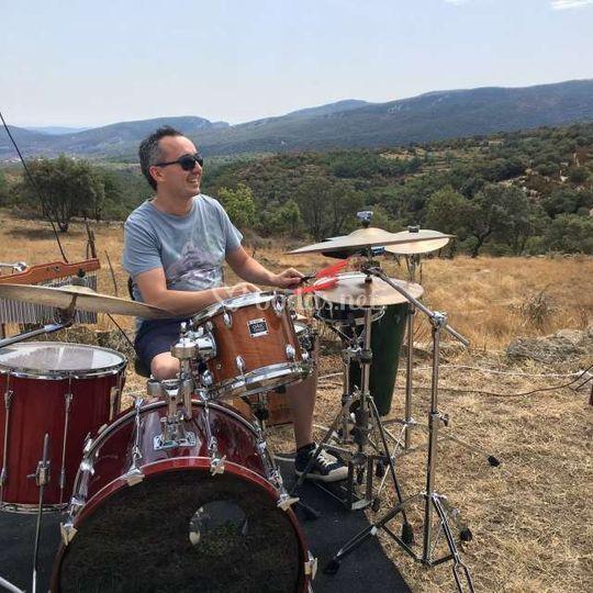Jorge batería