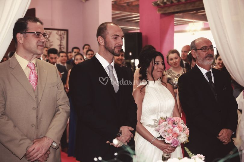 Montse & Sergio - Ceremonia