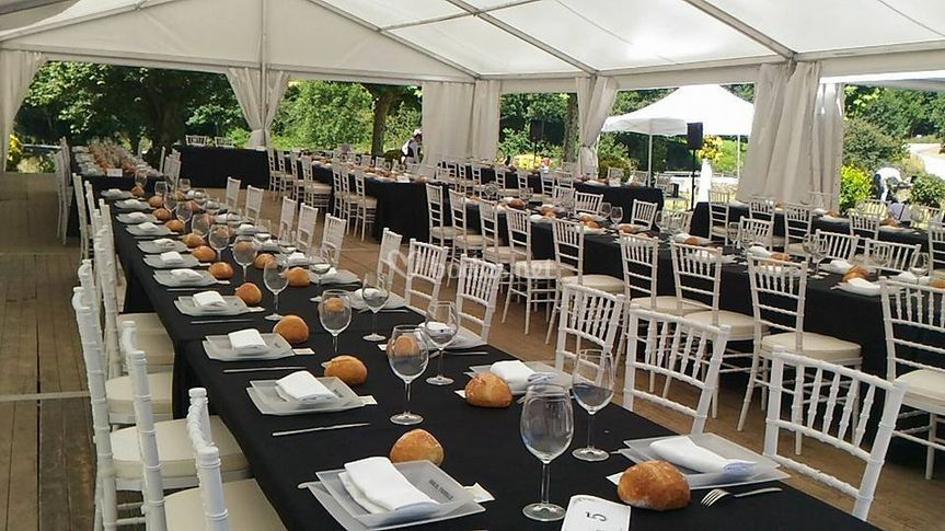 Banquete de boda 2017