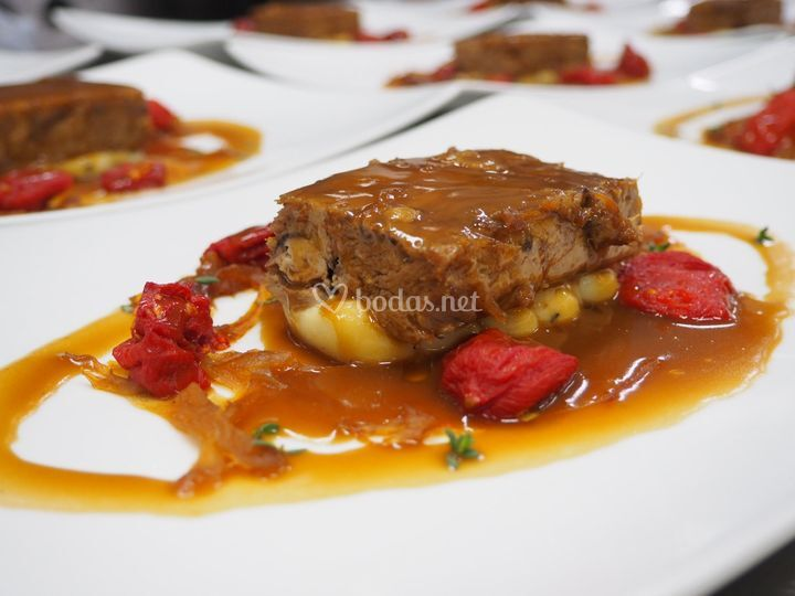 Gastronomía exquisita
