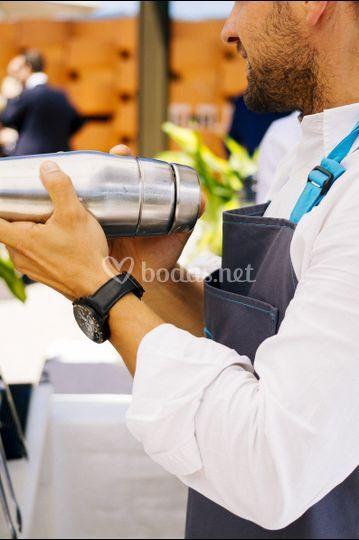 Servicio de coctelería