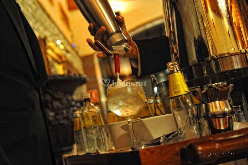 Open bar