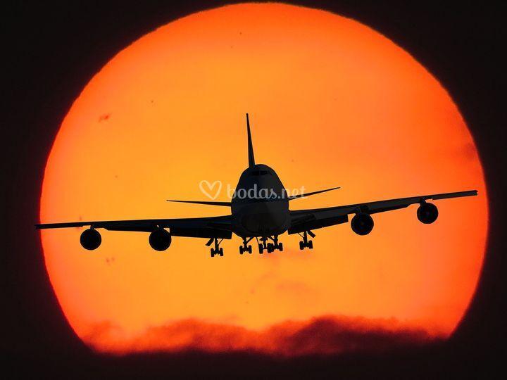 Volamos muy lejos