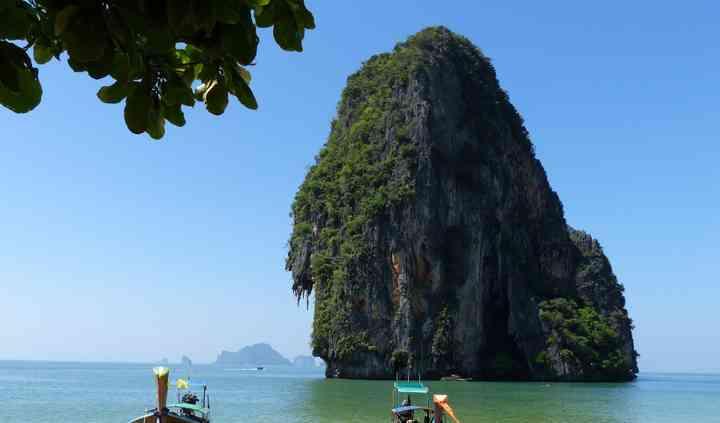 Tailandia, imprescindible.