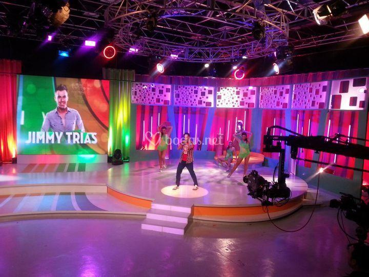 Show en Tenerife