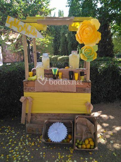 Stand limonada