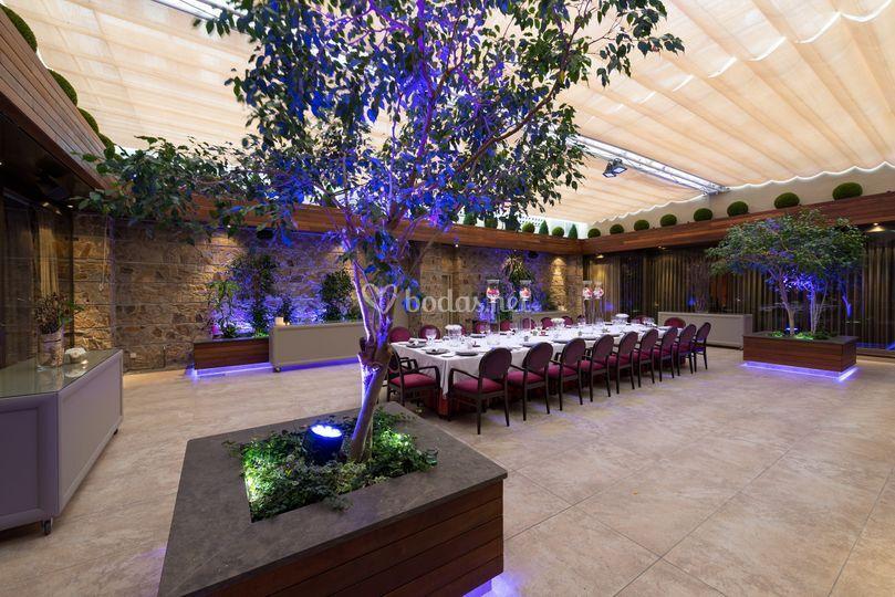 Terraza Banquete