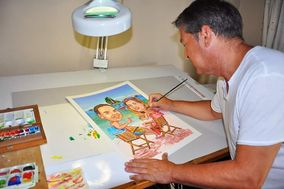 Jose Maria Melendez - Ilustraciones y Retratos