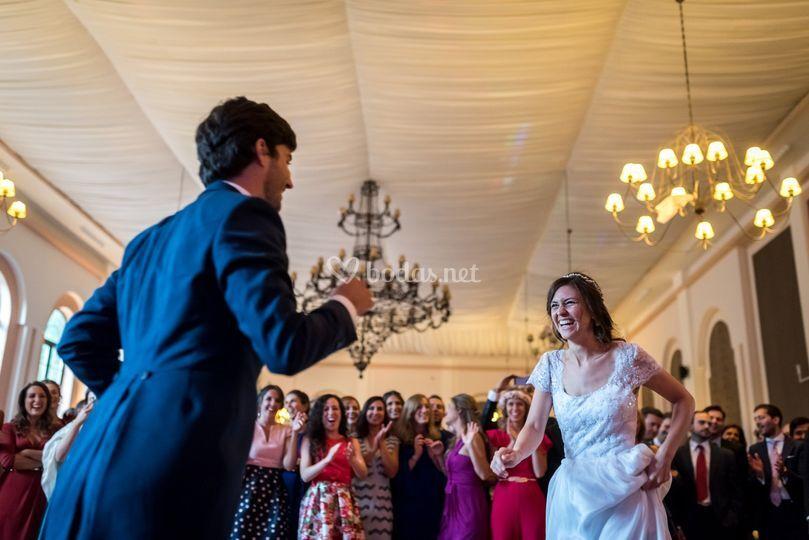 WeDance - Baile de novios
