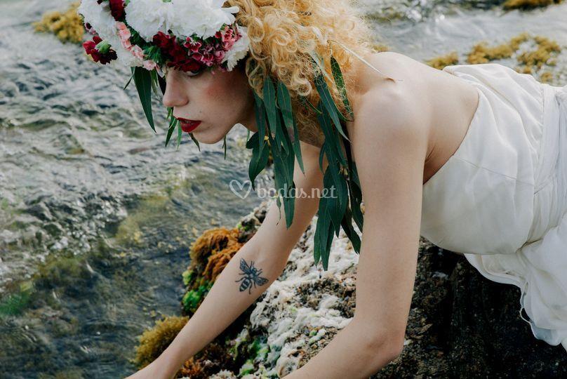 Fotografias magazine mariée
