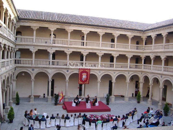 Universidad CLM (Toledo)