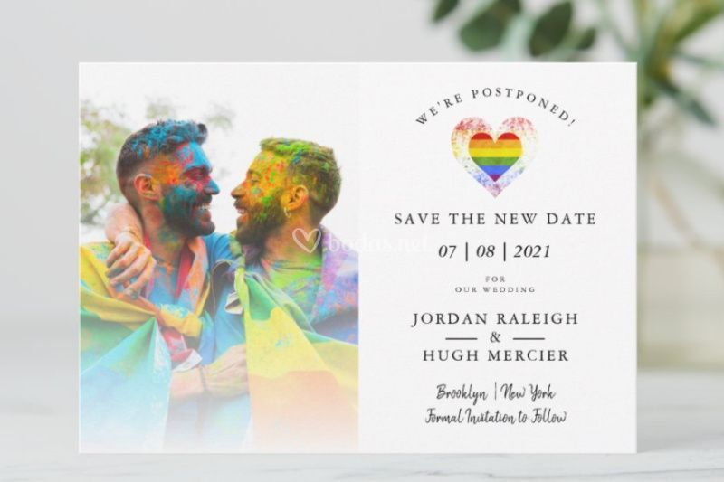 Save the Date LGTB