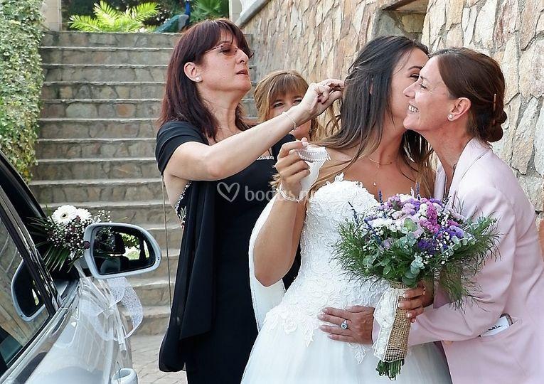 Servicio de Wedding Planner