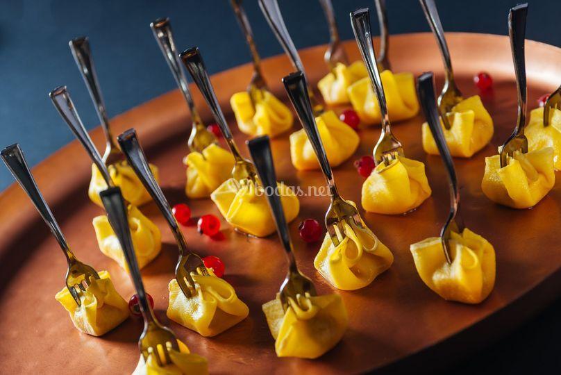 Petalos de mango