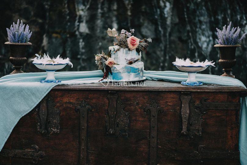 Leitmotiv Weddings Mesa dulces