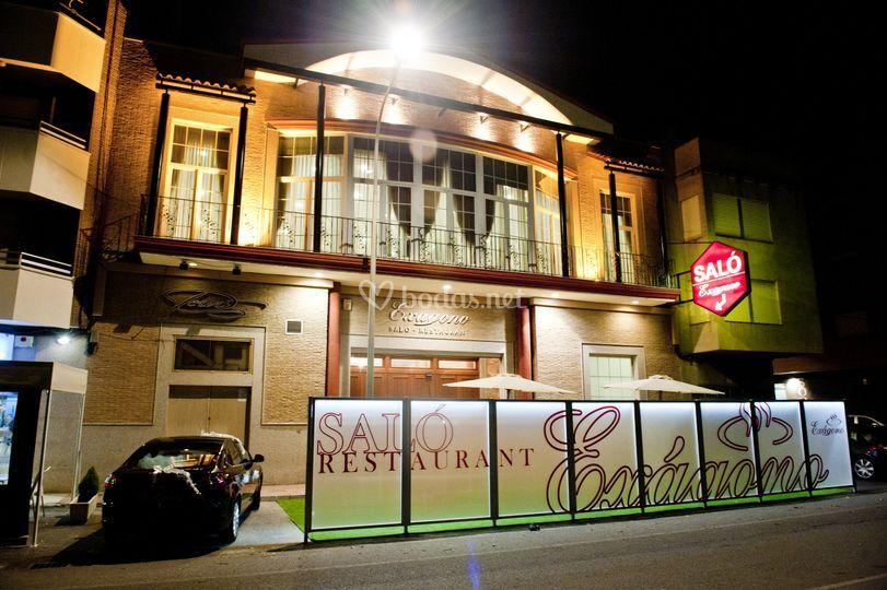 Salón - Restaurante Exágono