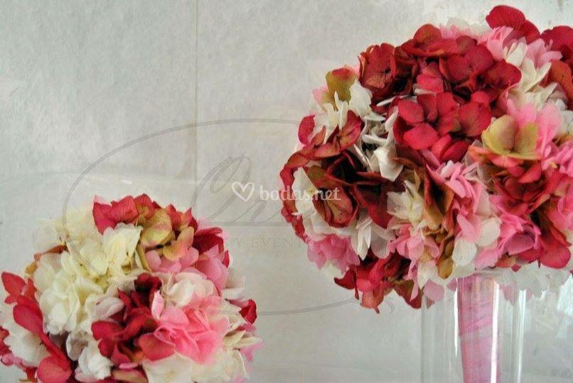 Flores preservados