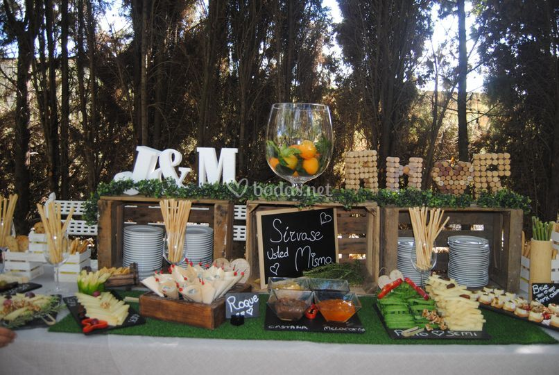 Catering Manabrán