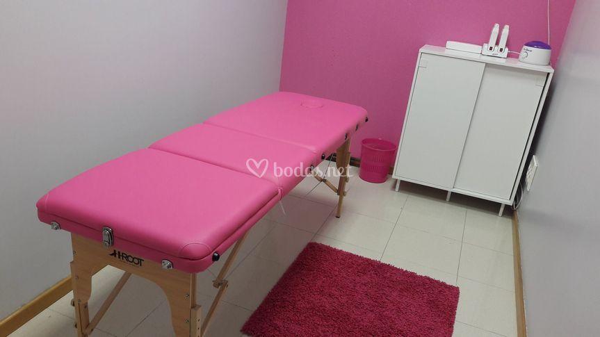 Mesa de masaje