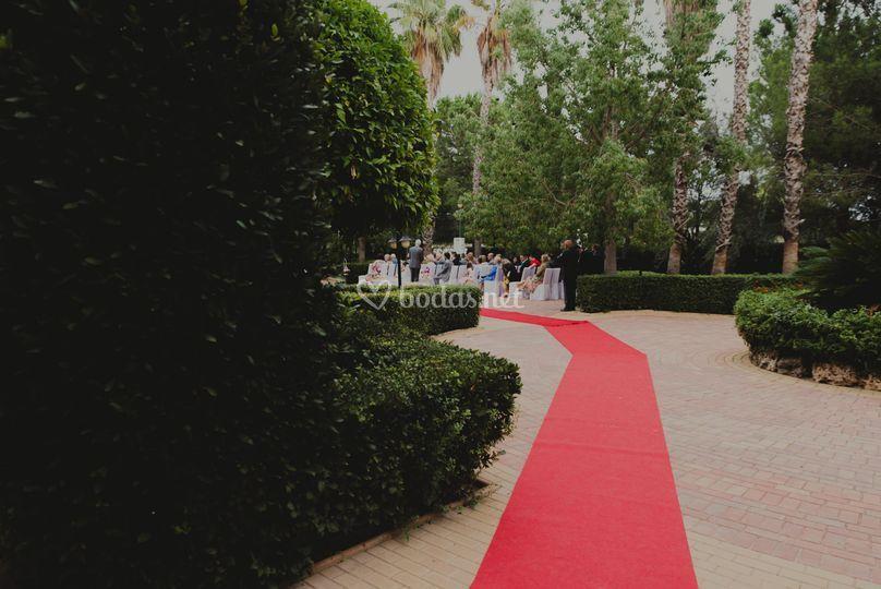 Camino ceremonia civil