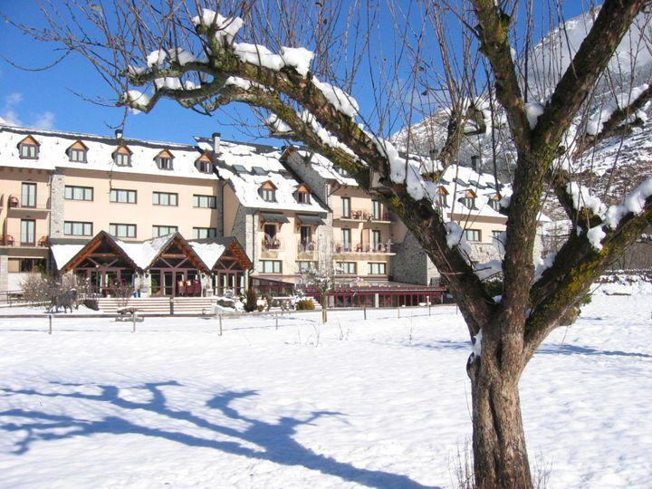 Gran Hotel Benasque Spa