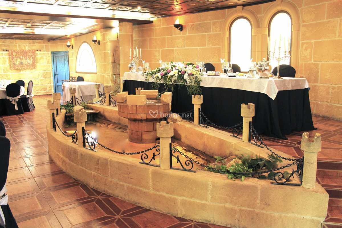 Salón de Arcos