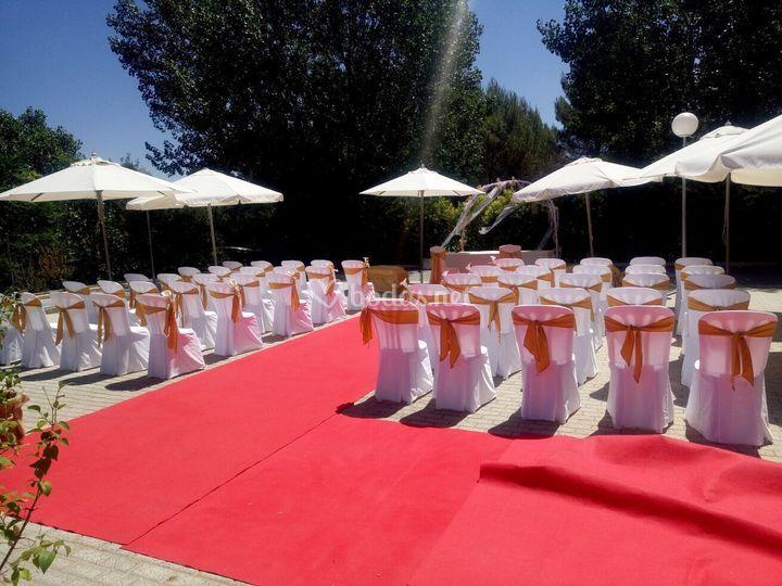 Montaje Ceremonia II