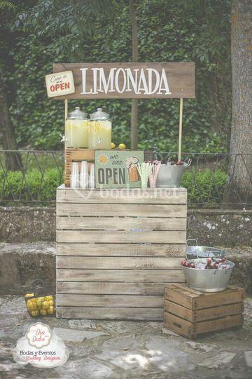 Puestos de Limonada/Pomada