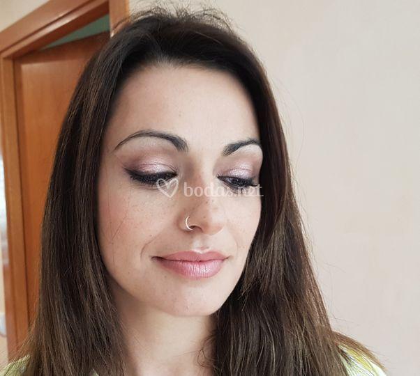 Prueba de maquillaje Sete