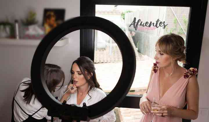 Ana Fuentes Make Up