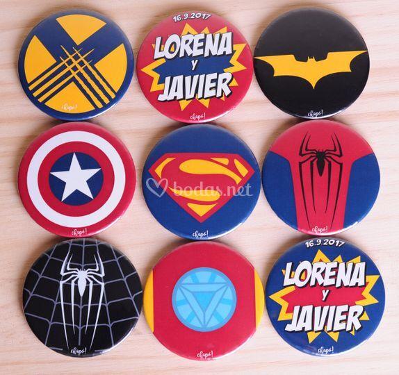 Abridores de superhéroes