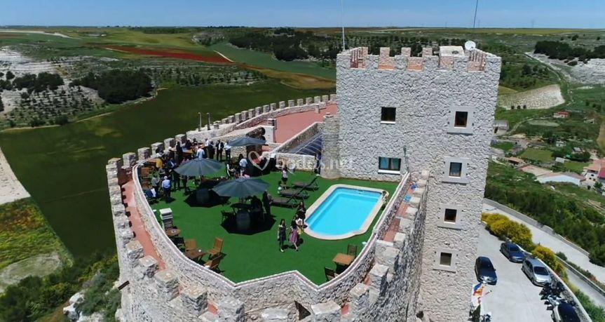 Boda en el Castillo de Curiel