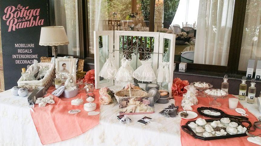 Detalles para invitados perfume