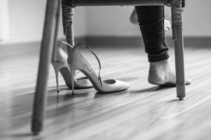 Alejandro & Celia: zapatos