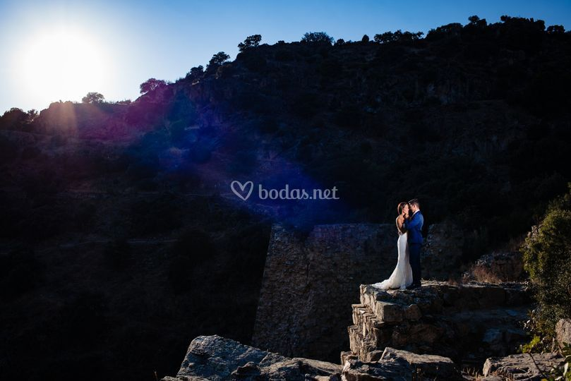 Sonnia Martínez postboda 2018