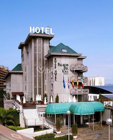 Hotel Palacio del Mar