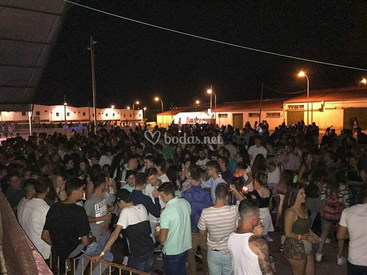 Festivales en exterior