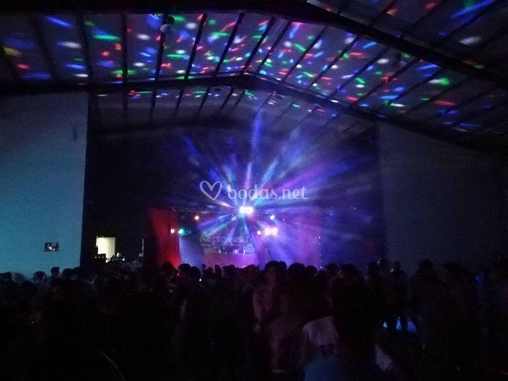 Festivales en interior