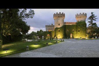Celebra tu boda en el Castillo de Peralada