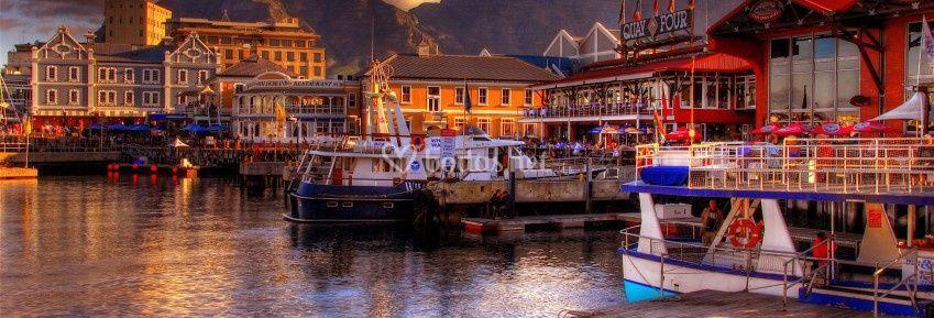 Sudáfrica - Ciudad del Cabo