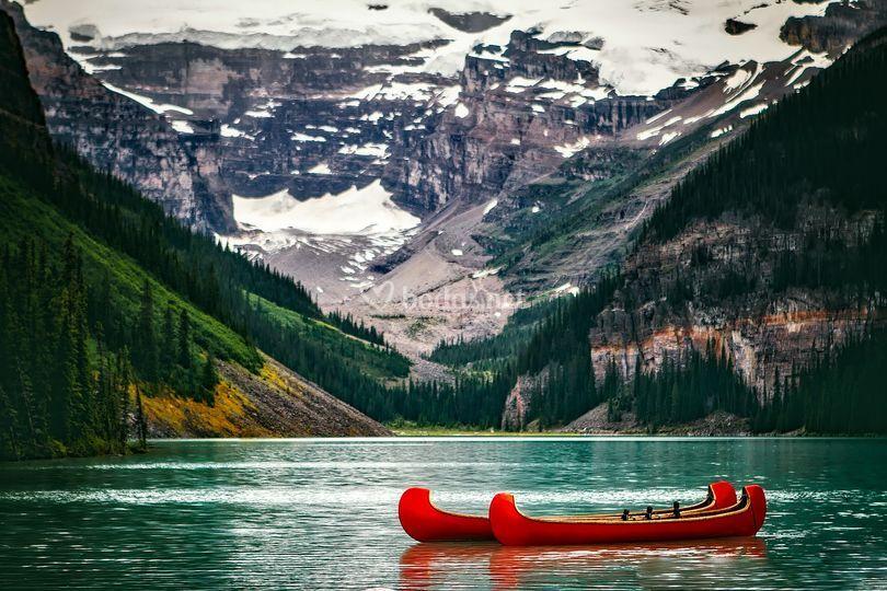 Canadá - Costa Oeste