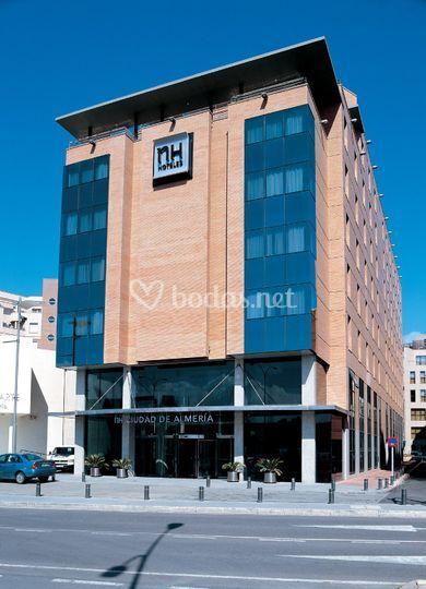 NH Ciudad de Almería