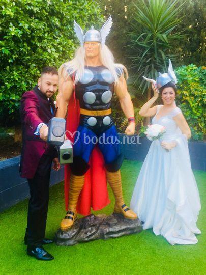 Thor boda