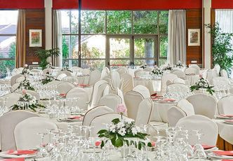Celebra tu boda en abba Hoteles y olvídate de todo