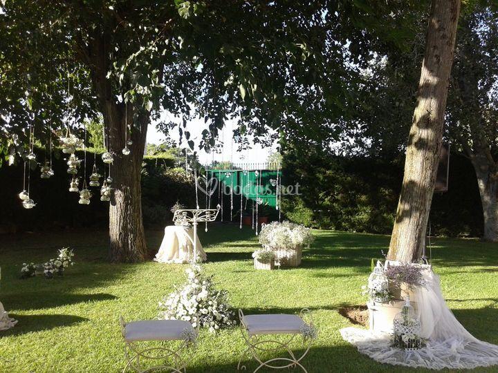 Ceremonia Jardín del Pozo