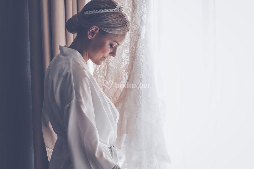 Momentos de la novia