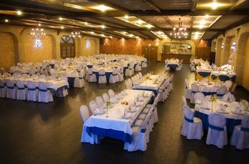 Celebra tu boda en Salones Brindis