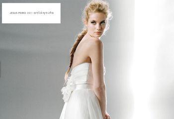 Vestidos de novia Jesus Peiro 2011
