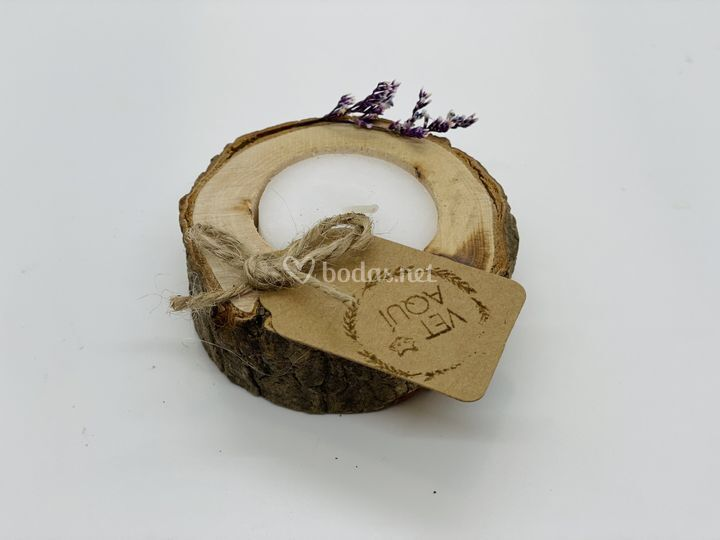 Vela tronco