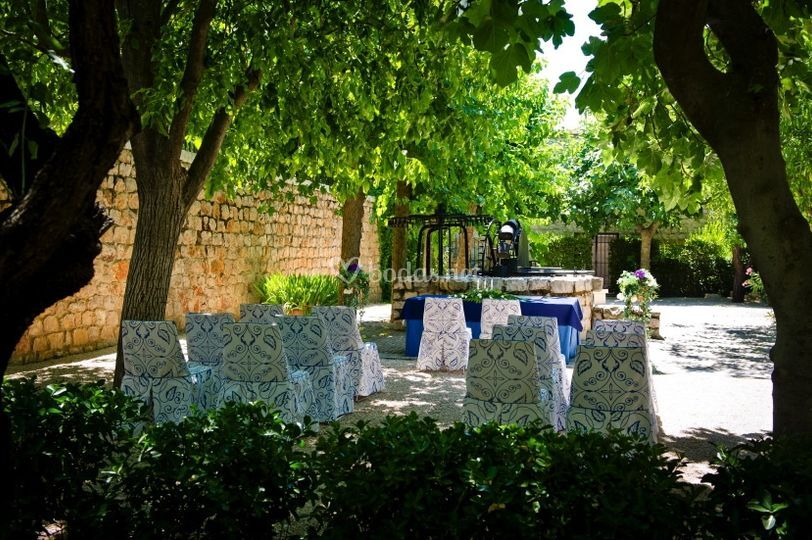 Celebra tu boda en el parador de chinch n - Donde celebrar mi boda en madrid ...